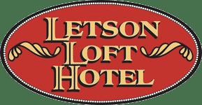 Letson Loft Hotel Logo